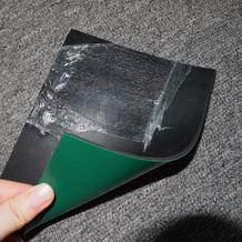 3mm绿色乐动体育在线橡胶垫