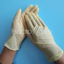 一次性无粉乳胶手套