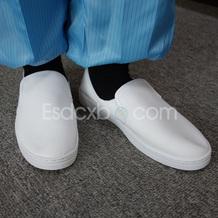 白色乐动体育在线皮革鞋